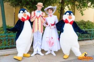 メリーポピンズ バート ウェイターペンギンの誕生日