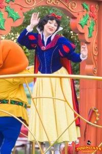 ディズニー・クリスマス・ストーリーズの白雪姫