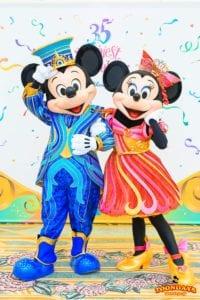 【35周年記念】ディズニーアンバサダーホテルで ディズニーの仲間たちと特別なひとときを楽しむ2DAYS