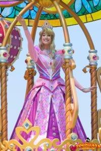 ドリーミング・アップ!に登場するオーロラ姫