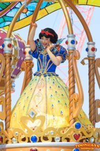ドリーミングアップの白雪姫(夏服)