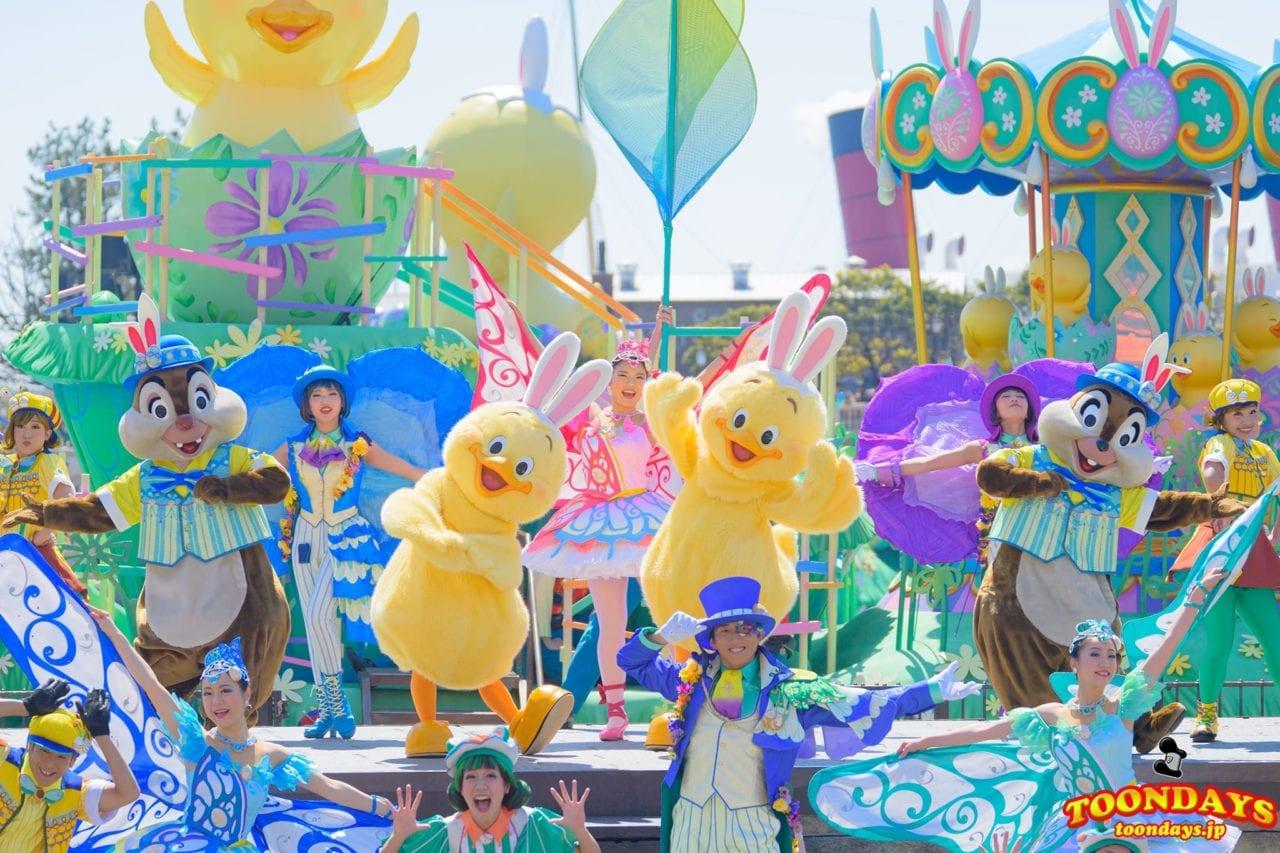 東京ディズニーシー『ディズニー・イースター2020』イベント 総まとめ