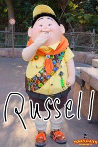 ラッセルのプロフィール