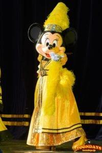 イッツ・ベリー・ミニー!『ミッキーのドリームカンパニー』衣装のミニーマウス