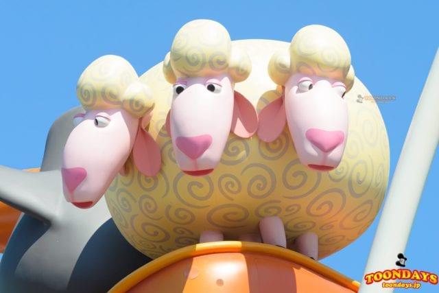 ボー・ピープが飼っている羊のビリー、ゴート、グラフ