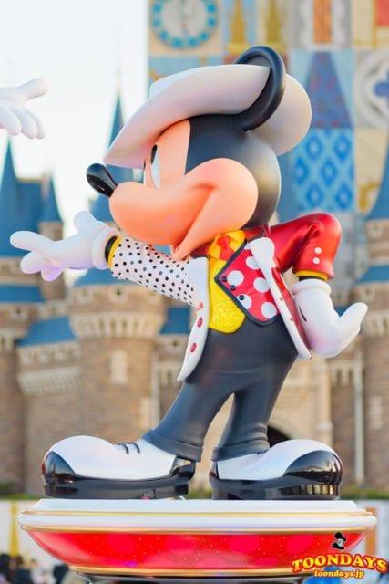 ミッキーマウスのフォトロケーション