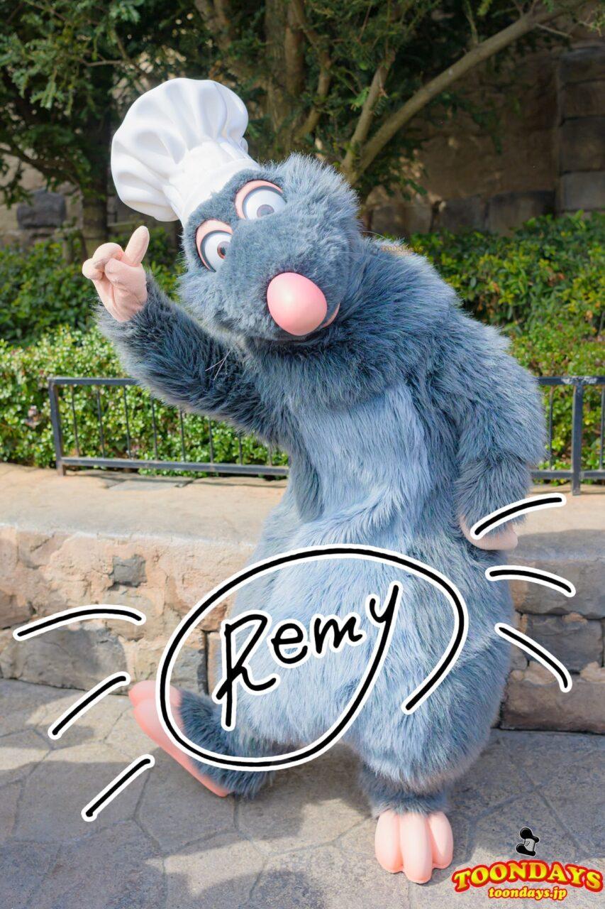 レミーのプロフィール