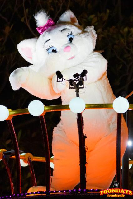 東京ディズニーランド・エレクトリカルパレード・ドリームライツのマリー