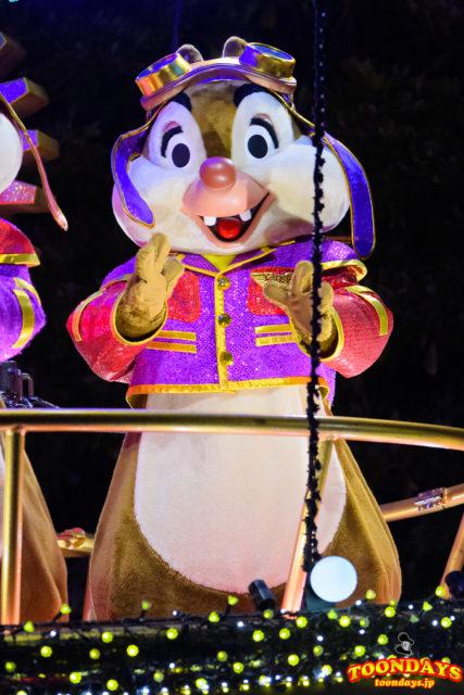 東京ディズニーランド・エレクトリカルパレード・ドリームライツのデール