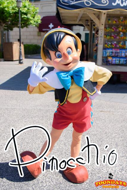ピノキオのプロフィール
