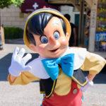 【完全版】ピノキオ– 会える方法は? ディズニーランド&シーのグリーティング場所やショーパレ・プロフィール総まとめ