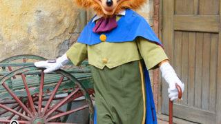 【完全版】ファウルフェロー(ピノキオ)– 会える方法は? 全グリーティング場所やショーパレ・プロフィール総まとめ