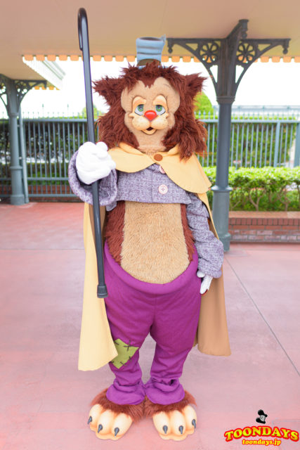 ピノキオ に登場するギデオン