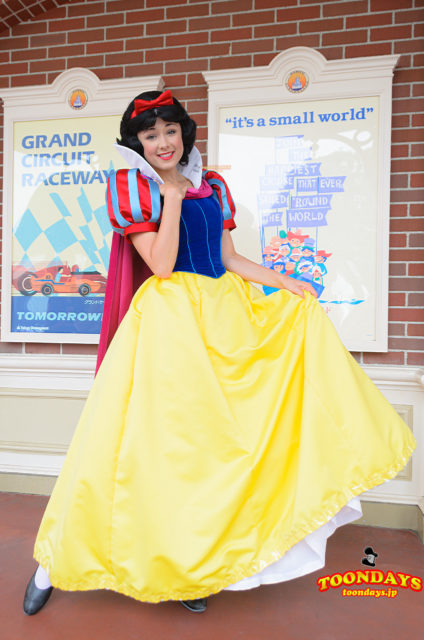白雪姫(旧ドレス)