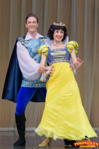 ワンマンズ・ドリームⅡ - ザ・マジック・リブズ・オンの白雪姫とザ・プリンス