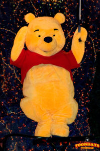 東京ディズニーランド・エレクトリカルパレード・ドリームライツのプーさん