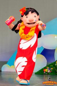 パークファンパーティー『ミッキー&ヒズ・パルズ~タイム・オフ』のリロ