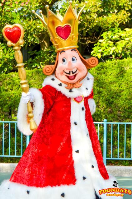 キング・オブ・ハート(ハートの王様)のプロフィール