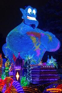東京ディズニーランド・エレクトリカルパレード・ドリームライツのジーニー